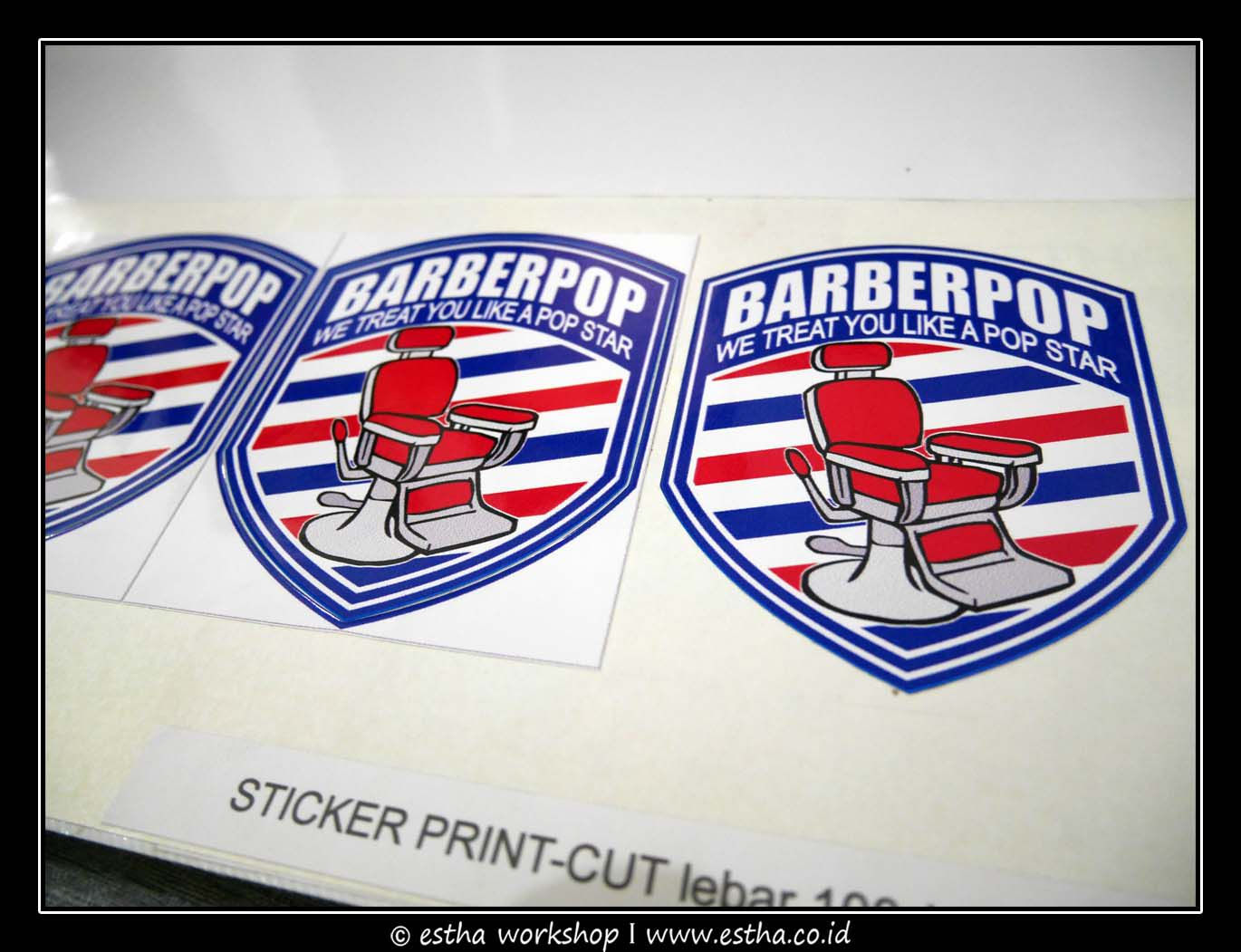 Sticker - Print & Cut